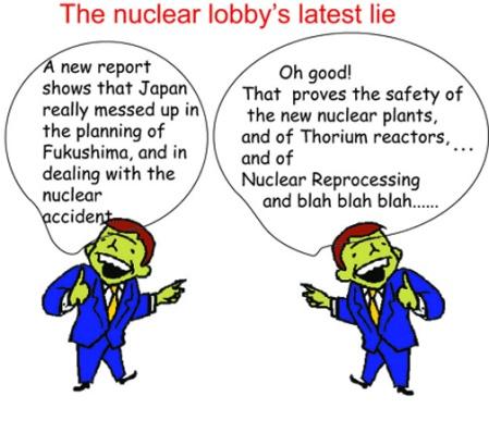 latest lie from nuclear lobby
