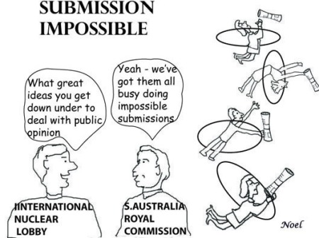 Submission Impossible
