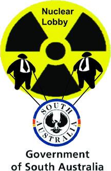 Nuclear lobby on South Aust govt copy